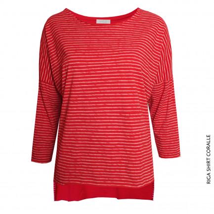 Riga Shirt Coralle