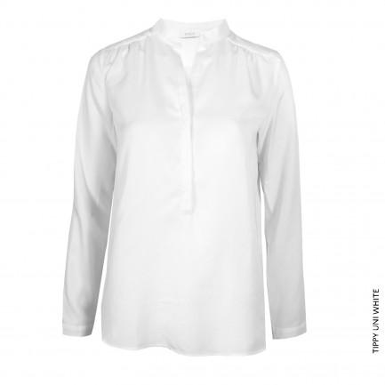 Tippy Uni White