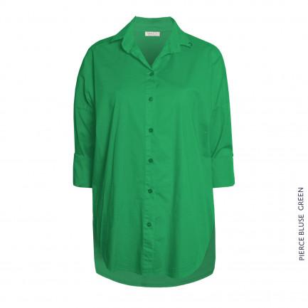 Pierce Bluse Green