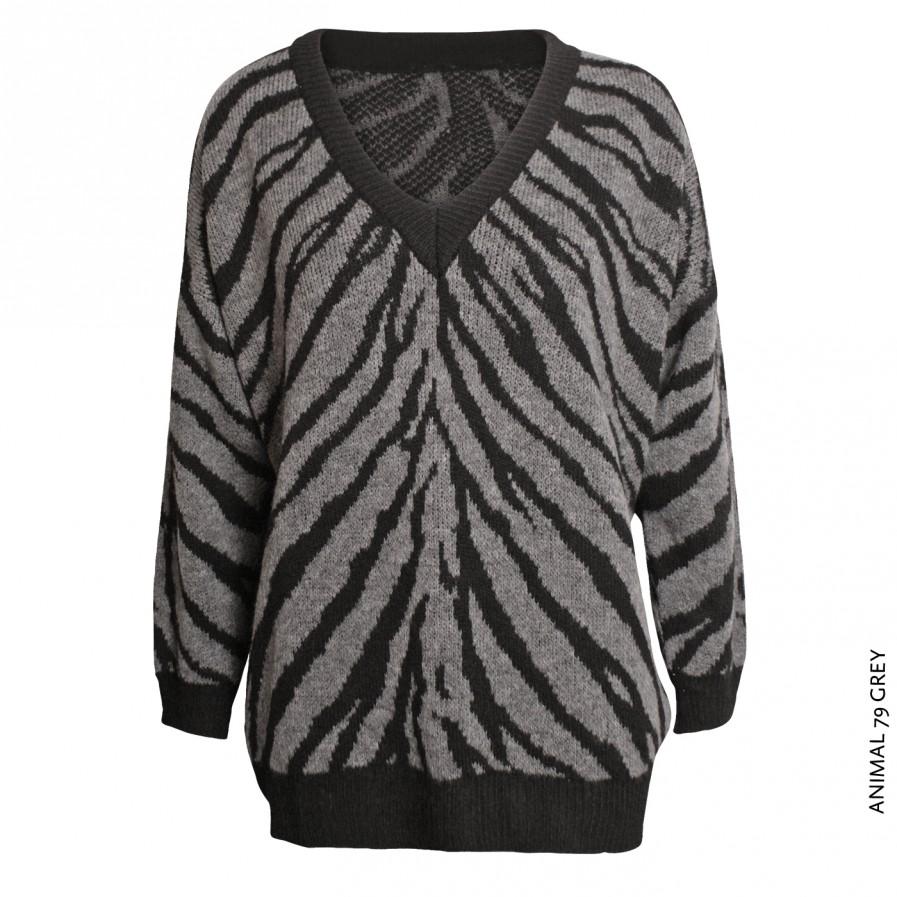 Kd Klaus Dilkrath Animal Pullover