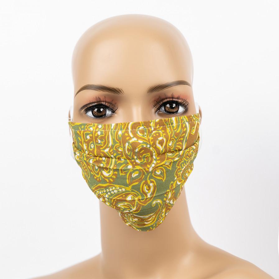 Kd Klaus Dilkrath Maske Green Mix