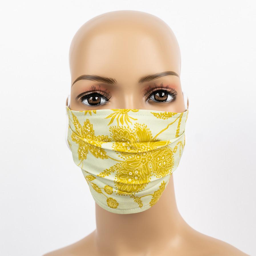 modische Mund- und Nasenmaske