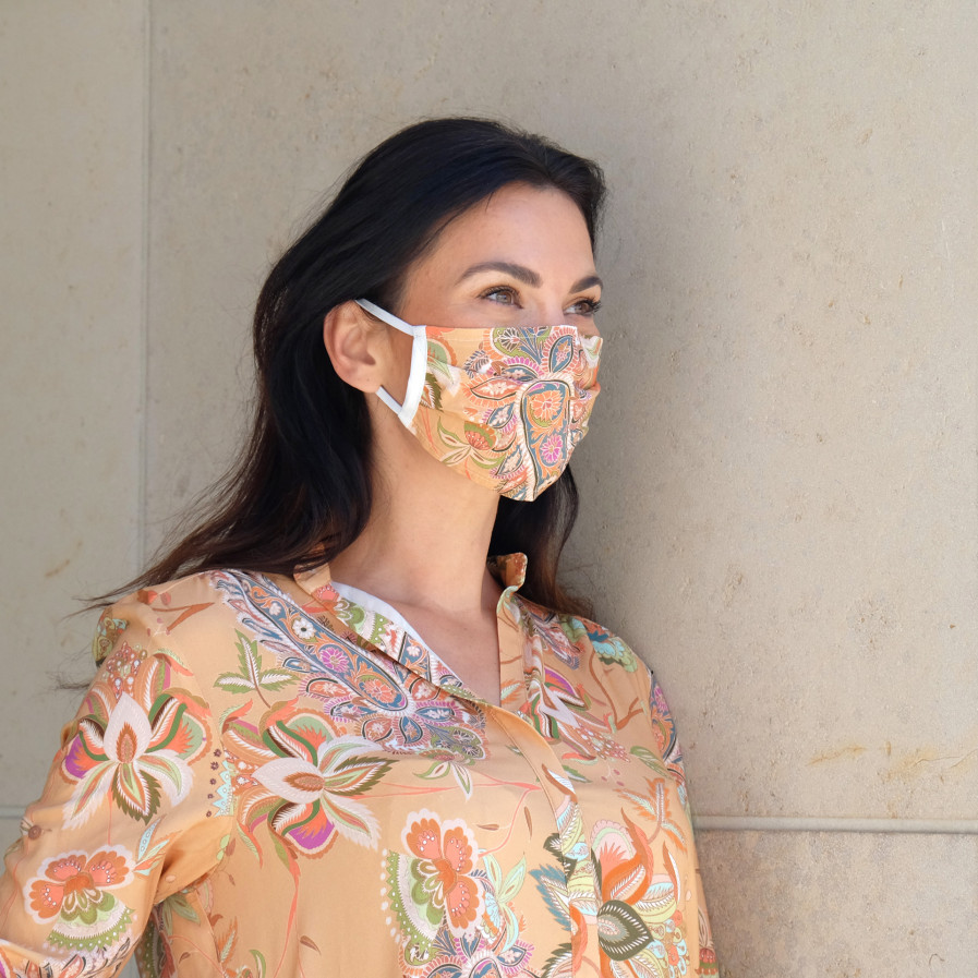 Portrait Maske