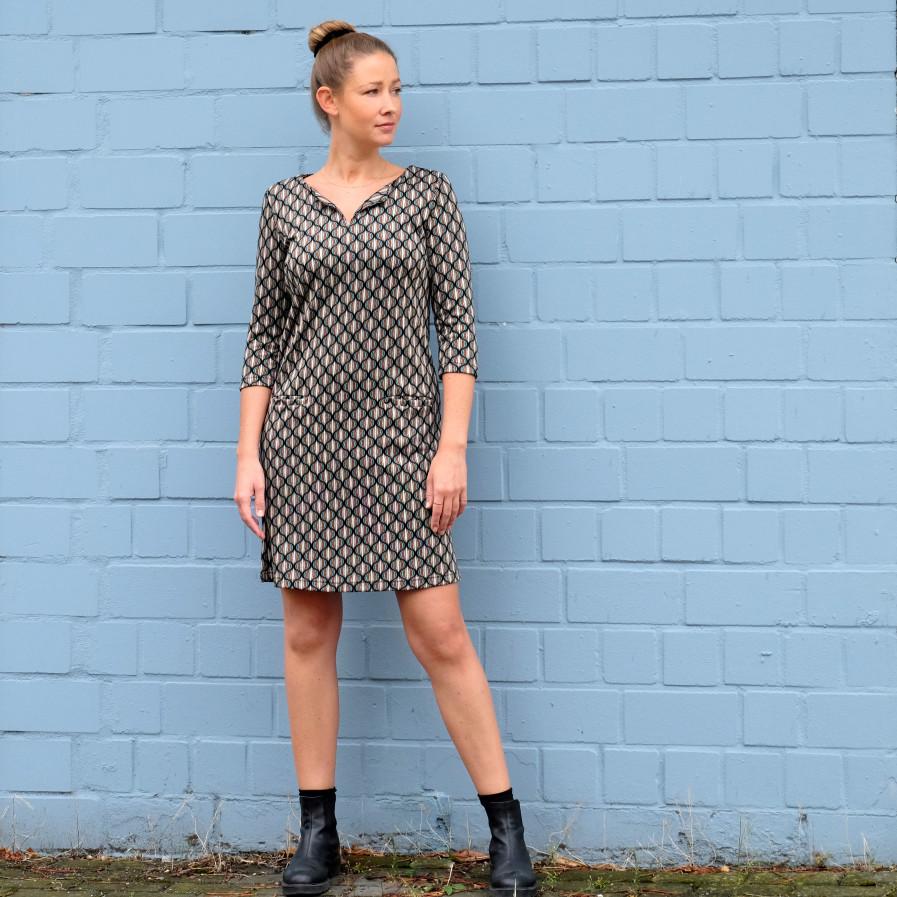 Jaquard Kleid 2