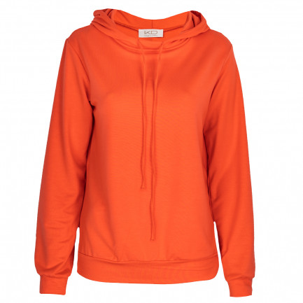 Kd Klaus Dilkrath Hoody Heavybamboo Coralle