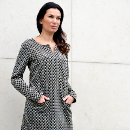 Pocket Kleid 1