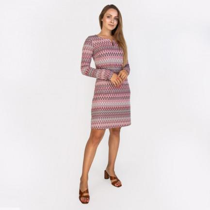Kd Klaus Dilkrath Pocket Jac Dress Miss Rose (2)
